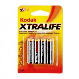 Pila Alcalina Kodak 1,5 V 2700 mAh