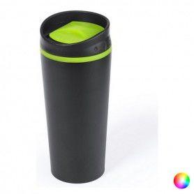 Verre en Acier Inoxydable (500 ml) 145340 Noir