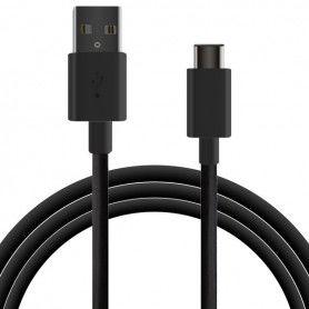 Cable USB-C a USB 1 m Negro