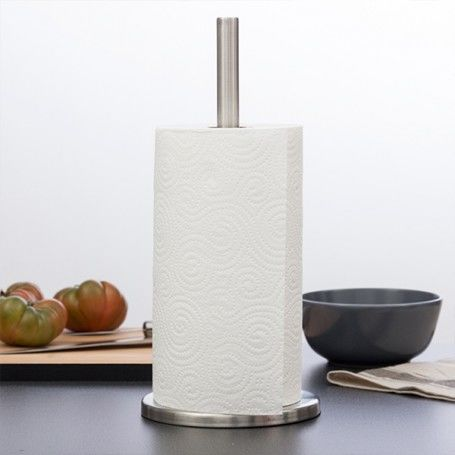 Stainless Steel Kitchen Roll Holder