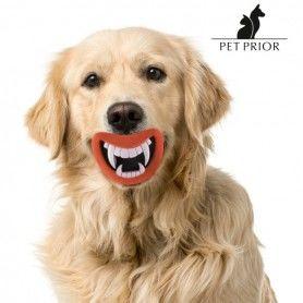 Juguete de Goma con Sonido para Perros Funny Pet Prior