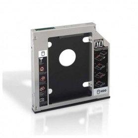"Adaptador Metálico para 2 Discos Duros (3.5""/8,89 cm) NANOCABLE 10.99.0102"