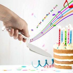 Espátula Happy Birthday Sound