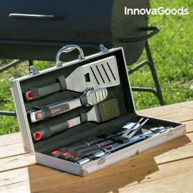 InnovaGoods Professional Barbecue Set (11 pieces)