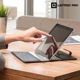 Soporte para Tablet con Funda Laptray Stand