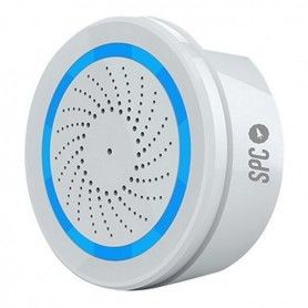 Wireless Alarm SPC Sonus 6314B WIFI 2.4 GHz USB White