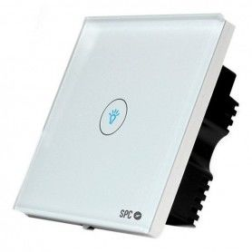 Smart Switch SPC Hera 6203B WIFI 2.4 GHz White