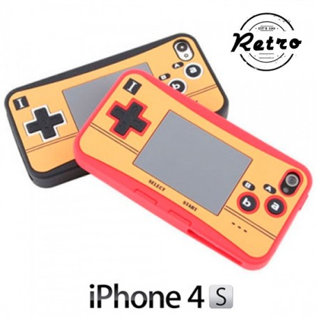 Retro Video Game Silicone Case for iPhone