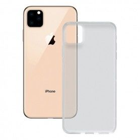 Mobile cover Iphone 11 Pro Max Contact Flex TPU Transparent