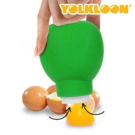 Yolkloon Egg Yolk Separator