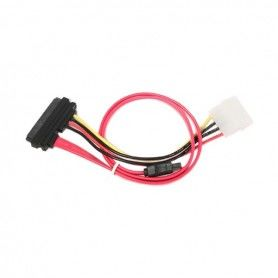SATA III Cable + Power Cord GEMBIRD CC-SATA-C1