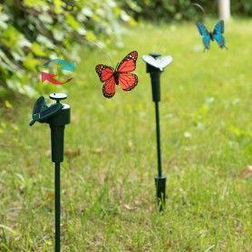 Butterfly Solar Fluttering