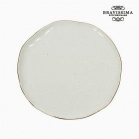 Assiette plate - Collection Kitchen's Deco