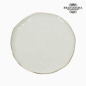 Assiette plate - Collection Kitchen's Deco