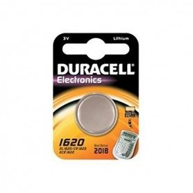Lithium Button Cell Battery DURACELL DRB1620 CR1620 3V