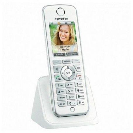 Wireless Phone Fritz! Fon C4 White