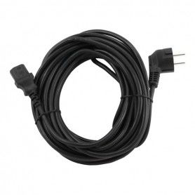 Power Cord GEMBIRD PC-186-VDE Black