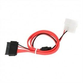 Cable SATA GEMBIRD CC-SATA-C2 Rojo
