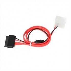 Câble SATA GEMBIRD CC-SATA-C2 Rouge