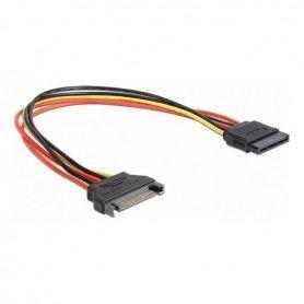 SATA Power Cable GEMBIRD CC-SATAMF-01 (35 cm)