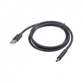 USB 2.0 A to USB B Cable GEMBIRD CCP-USB2-AMCM-6 Black (1,8 m)