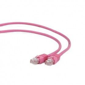 CAT 5e UTP Cable iggual IGG310571 3 m Pink