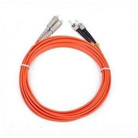 Cable Fibra Óptica Duxplex Multimodo iggual ANEAHE0233 IGG311479 ST / SC 5 m