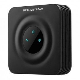Analogue Gateway Grandstream HT801 4 K 30 Hz Black