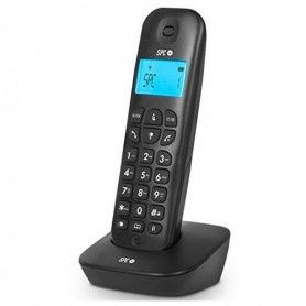 Wireless Phone SPC NTETIN0092 7300N 1 x RJ11 Black