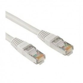 CAT 6 UTP Cable NANOCABLE 10.20.0400 0,5 m Grey