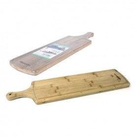 Bamboo Cutting Board Quttin (59 x 15,5 x 2 cm)