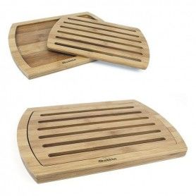 Bamboo Bread Board Quttin (36 x 25 x 1,8 cm)