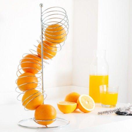 Spiral Fruit Bowl