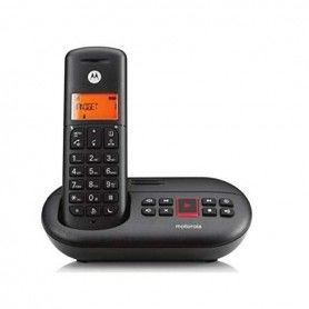 Wireless Phone Motorola F52000K51O1AES03 Black