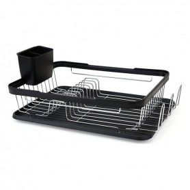 Draining Rack for Kitchen Sink Confortime Tray (46 X 32 x 11 cm)