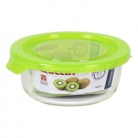 Round Lunch Box with Lid Quttin