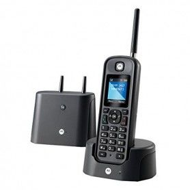 Wireless Phone Motorola E52000X60T1GEF03 Black