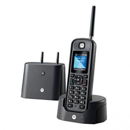 Wireless Phone Motorola E52000X60T1GEF03 Black