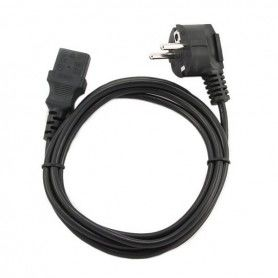 Power Cord GEMBIRD PC-186 (1,8 m) Black