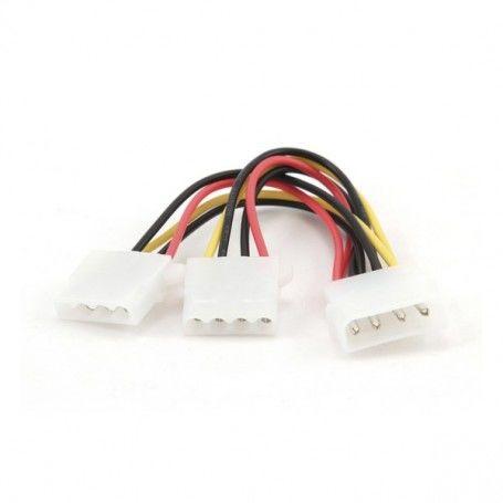 Câble Alimentation SATA GEMBIRD CC-PSU-1 (15 cm)