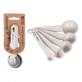 Measuring Spoon Quttin Plastic Eco (5 Pcs)