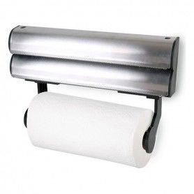 Distributeur de papier Confortime Pvc (34 X 20 x 9 cm)