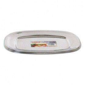 Serving Platter Privilege Stainless steel