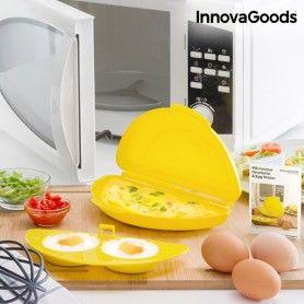 InnovaGoods Microwave Omelette & Egg Maker