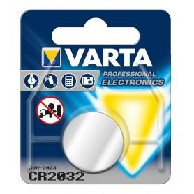 Lithium Button Cell Battery Varta CR-2032 3 V