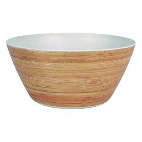 Salad Bowl Privilege Bamboo Brown