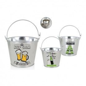 Bucket with Handle Privilege Opener 5 L (23 X 17 x 18 cm)