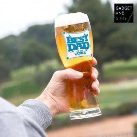Vaso de Cerveza Best Dad Gadget and Gifts