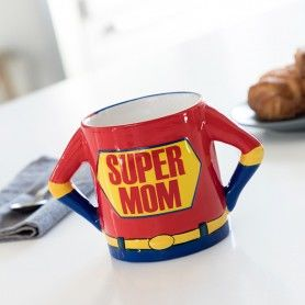 Taza Super Mom