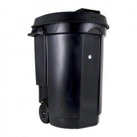 Cubo para la Basura 110 L Pvc